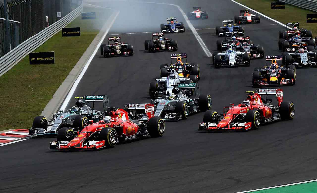 SportGame - Formula1